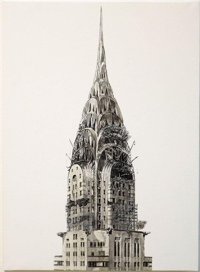 Foresight : Chrysler building, US